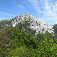 初めての南アルプス♪甲斐駒ヶ岳&仙丈ヶ岳登山(黒戸尾根〜北沢峠)