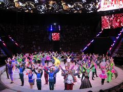 【作成中】ゆったり楽しもうロシア再訪2015年─モスクワとカザン─ハイライトその12【モスクワ3大サーカス3夜連続観劇】