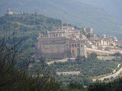 ウルビーノの歴史地区~アッシジのサン・フランチェスコ聖堂(イタリア) 2016.9.11