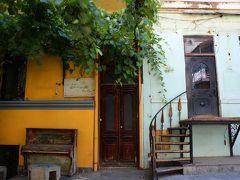 グルジア 首都トビリシで街歩き