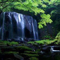 ◆緑風渡る初夏の達沢不動滝