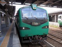 2013夏休み 東北リゾート列車乗り鉄の旅 ② リゾートしらかみ編