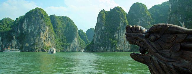 東南アジアの絶景を巡る旅 2015秋 (ベトナ...