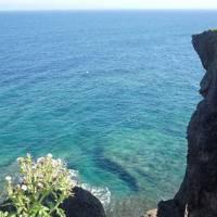 美しき沖縄の海を見る週末旅