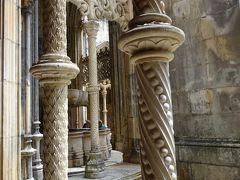 1605ポルトガル~バターリャの修道院とここでも見かけたお犬事情