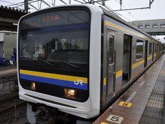 2016年6月関東鉄道旅行1(総武本線で銚子駅へ)