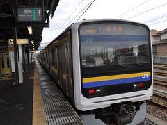 2016年6月関東鉄道旅行3(成田線)