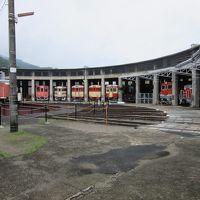 松下村塾からの帰り道(津山)