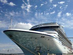 オーシャニア・リビエラ地中海クルーズvol.11 キラキラと輝く海~♪カタコロンからオリンピアへ!