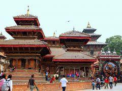 震災1年後のネパール(1) 大地震の傷跡を残す世界遺産の旧市街~カトマンドゥのダルバール広場