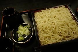 20160626-2 小樽 籔半さんで、晩酌と…またお蕎麦ですね