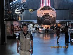 定年退職記念にスミソニアン航空宇宙博物館