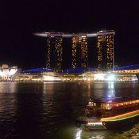 ANA旅作で安く行くシンガポール、ラウンジめぐりの旅2016