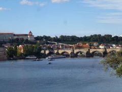 プラハ市内のんびり観光