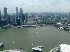 スリランカ一人旅+α(7/7)経由地シンガポール~帰国