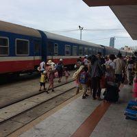 ベトナム旅行4日目 ホイアン、ダナン、ハノイ 人生初の寝台列車