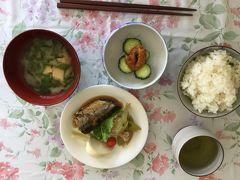 20160701 小樽 宿の朝ごはん → オタモイ海岸 → シロクマ食堂さん、生ラムジンギス丼 → 渡海家さん、味噌ラーメン