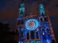 フランスボルドーからドライブ旅行一気に2000km⑦(Chartres)