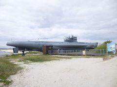 ドイツの春・北方二州を巡る:6ヴァイキング博物館とUボート博物館