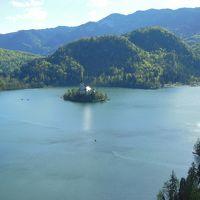 Day 2-2 旧ユーゴスラビア4ヶ国旅行記~HR・BA紛争から20年~ (スロベニア ブレッド周辺)