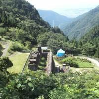 東洋のマチュピチ別子銅山と宇和島城