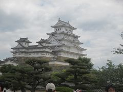GWに中学生と行く姫路城と神戸