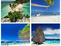 あまりにも美しいフィリピンのビーチに身も心も癒される