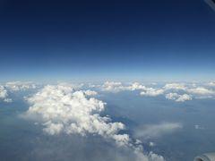 夏の優雅な南イタリア周遊旅行♪ Vol1(第1日) ☆羽田~Napoli:ルフトハンザ航空ビジネスクラスで優雅にナポリへ♪