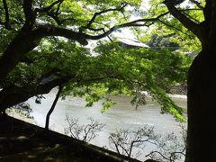 半夏生を京で遊ぶ 高野川沿いの真夏に会席やかま風呂もよし