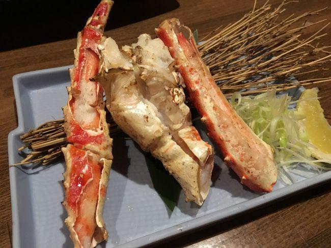憧れのエゾバフンウニを食べに!Vol.5 札幌です。すすきのが呼んでる~。