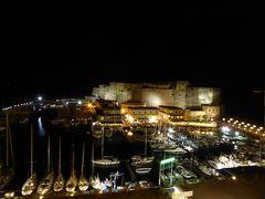 夏の優雅な南イタリア周遊旅行♪ Vol2(第1日) ☆Napoli:懐かしの大好きな「Grand Hotel Santa Lucia」♪