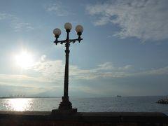 夏の優雅な南イタリア周遊旅行♪ Vol4(第2日) ☆Napoli:朝のサンタルチア 優雅な散歩♪