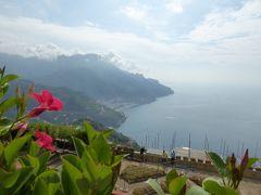 夏の優雅な南イタリア周遊旅行♪ Vol7(第2日) ☆Ravello:ラヴェッロの美しい庭園「Villa Rufolo」と素晴らしい絶景♪