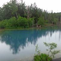 青い池 トマム
