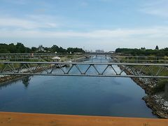 2016年7月2日、浜名湖ガーデンパークを歩く