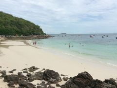 タイ専科-26-     ラン島 ぐるっと一巡り で,1泊してみた