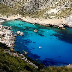 団塊夫婦の2016年スペイン旅行ー(14)魅惑のマジョルカ島ドライブ3:絶景のワインディングロードを走りフォルメントール岬へ