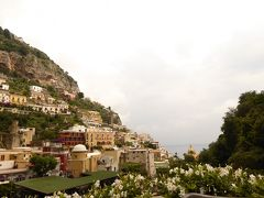 夏の優雅な南イタリア周遊旅行♪ Vol16(第2日) ☆Positano:ポジターノ旧市街を優雅に歩く♪