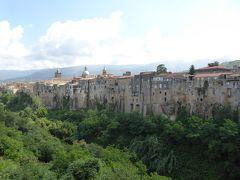 夏の優雅な南イタリア周遊旅行♪ Vol24(第3日) ☆Sant'Agata dei Goti:絶壁の上に建つ素晴らしいサンタガータ・ディ・ゴーティ♪