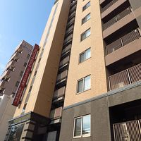名古屋10 アパヴィラホテル(丸の内駅前)に連泊 ☆9平米の快適さ・温泉も
