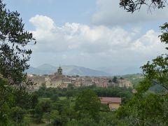 夏の優雅な南イタリア周遊旅行♪ Vol27(第3日) ☆Sant'Agata dei Goti→Benevento:絶景のサンタガータ・デイ・ゴーティを眺めて♪