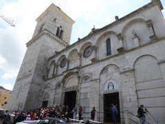 夏の優雅な南イタリア周遊旅行♪ Vol29(第3日) ☆Benevento:見え隠れする古代ローマの香りを感じながらベネヴェント旧市街を優雅に歩く♪