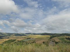 夏の優雅な南イタリア周遊旅行♪ Vol34(第3日) ☆Foiano di Val Foltore→Lucera:美しいプーリア州の風景の中を走る♪