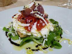 夏の優雅な南イタリア周遊旅行♪ Vol38(第3日) ☆Lucera:ルチェーラで人気の美味しいリストランテ「Il Cortiletto」豪華なブラータチーズを使った最高のコースを堪能♪