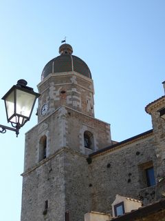 夏の優雅な南イタリア周遊旅行♪ Vol42(第4日) ☆Pietramontecorvino:美しい村「ピエトラモンテコルヴィーノ」旧市街を優雅に歩く♪