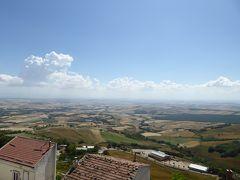 夏の優雅な南イタリア周遊旅行♪ Vol46(第4日) ☆Volturino:美しき村「ヴォルトゥリーノ」展望台から素晴らしいパノラマ♪