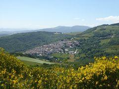 夏の優雅な南イタリア周遊旅行♪ Vol48(第4日) ☆Volturino→Alberona:美しき村の「ヴォルトゥリーノ」と「アルベローナ」の素晴らしい遠景♪