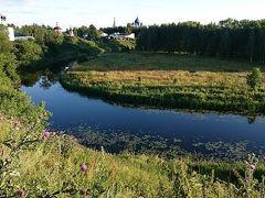 黄金の環の都市で世界遺産のあるスーズダリ2日目、スマフォの写真で現地アップ