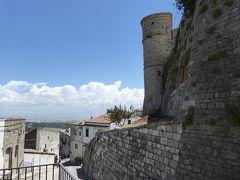 夏の優雅な南イタリア周遊旅行♪ Vol51(第4日) ☆Alberona:美しき村「アルベローナ」♪咲き乱れるバラと旧市街を歩く♪