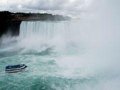 初カナダ旅行!【No.6】カナダの絶景ナイアガラの滝へ…!